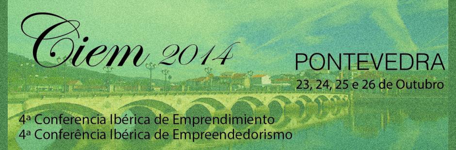 4ª Conferencia Ibérica de Emprendimiento